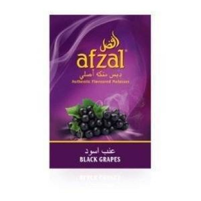 Табак Afzal Black Grapes 50 гр