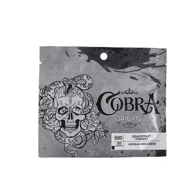 Смесь Cobra Origins Grapefruit 50 гр