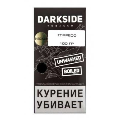 Табак Dark Side Medium Torpedo 100 грамм
