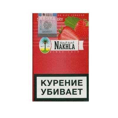 Кальянный табак Nakhla New Клубника 50 гр.