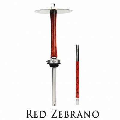 Кальян Nube Unique Red Zebrano