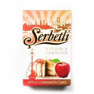 Табак Serbetli Apple Cinnamon Cake