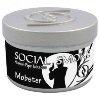 Табак Social Smoke Mobster