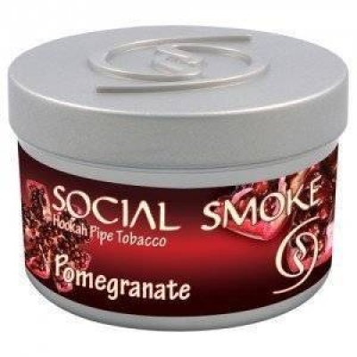 Табак Social Smoke Pomegranate 250 грамм