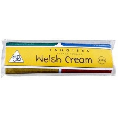 Tangiers Welsh Cream